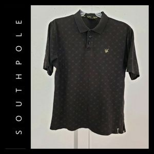 South Pole Men Casual Formal Short Sleeve